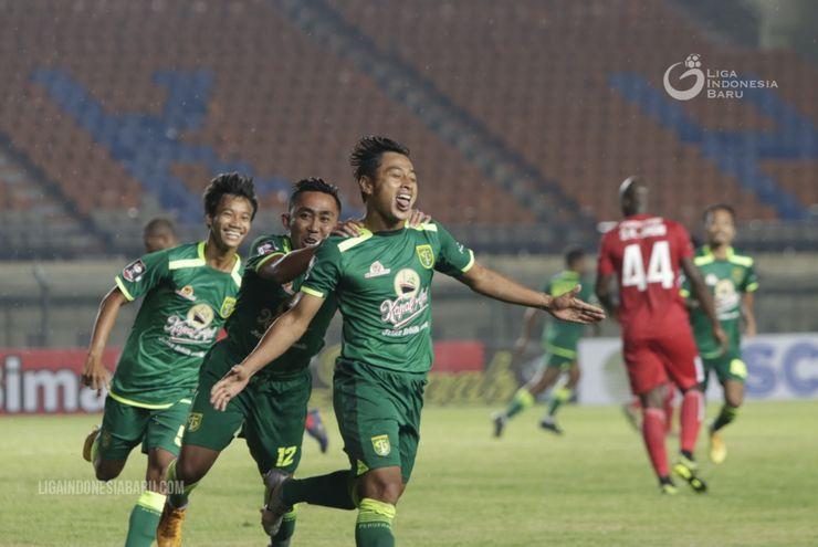 Samsul Arif Ungkap Kunci Keberhasilan Adaptasinya di Persebaya