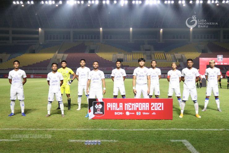 Profil Arema FC untuk Liga 1 2021-2022