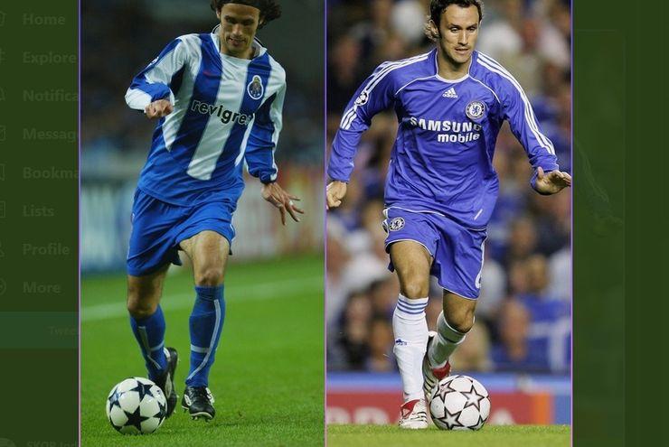5 Bintang yang Sukses di FC Porto dan Chelsea