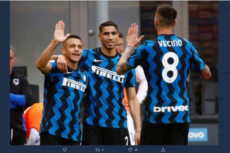 Presiden Inter Milan Minta Pemain Ikhlaskan Gaji Dua Bulan