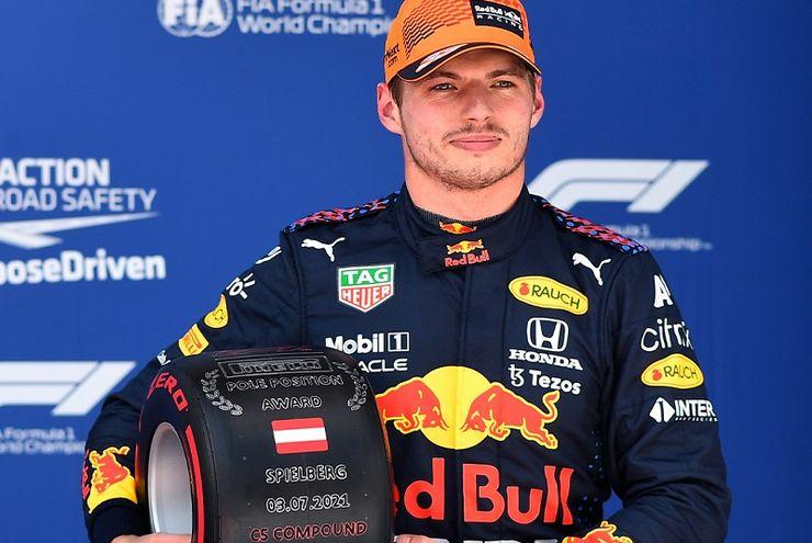 Link Live Streaming F1 GP Austria 2021: Menanti Kelanjutan Dominasi Max Verstappen di Red Bull Ring