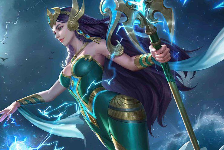 5 Kelebihan Hero Mobile Legends, Kadita
