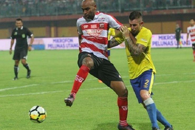 6 Pemain Madura United dari Brasil Sejak 2017, Satu Nama Dinaturalisasi