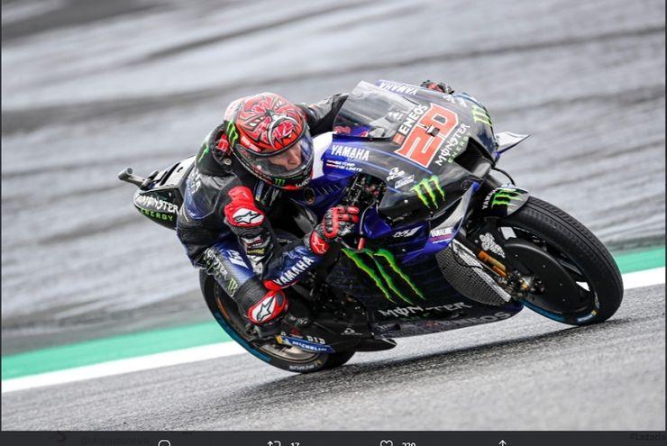 Jadwal MotoGP Emilia Romagna 2021, Akhir Pekan Ini