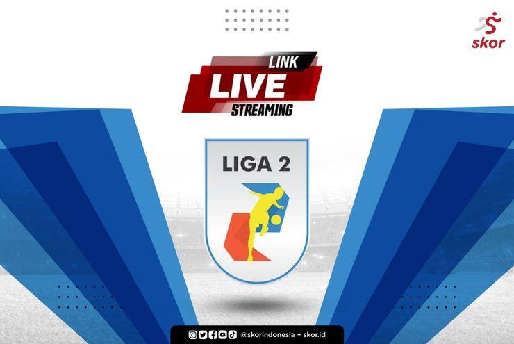 Prediksi dan Link Live Streaming Grup B Liga 2 2021: Perserang vs Persekat, Dewa United vs PSKC
