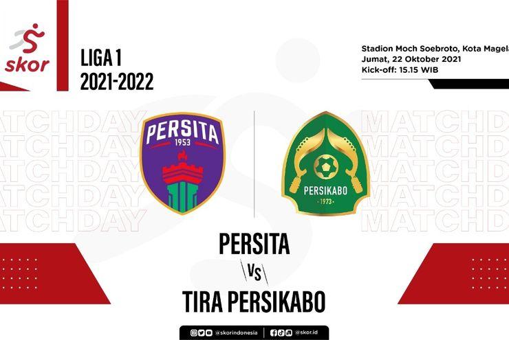 Persita vs Tira Persikabo: Prediksi dan Link Live Streaming