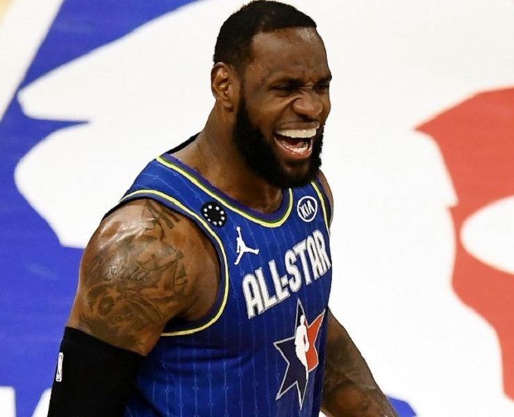 Liburan Ala LeBron James Seusai NBA All Star 2020