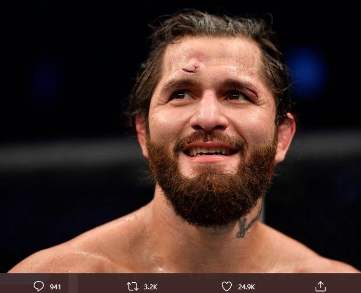 Beri Pemasukan Besar untuk UFC, Jorge Masvidal Minta Bayaran Tinggi