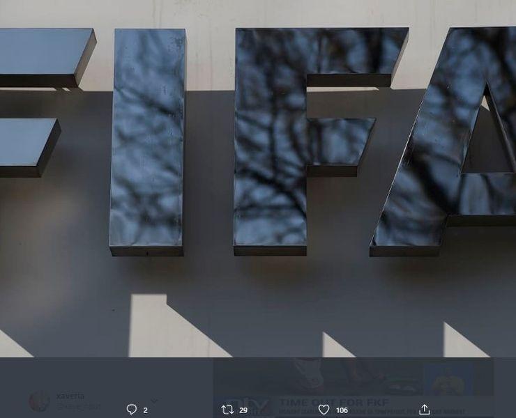 Ranking FIFA Oktober 2020: Indonesia Masih Sejajar Kamboja