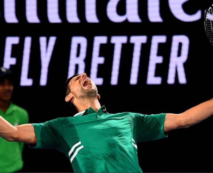 Novak Djokovic Lampaui Rekor Roger Federer sebagai Petenis Nomor 1 Dunia