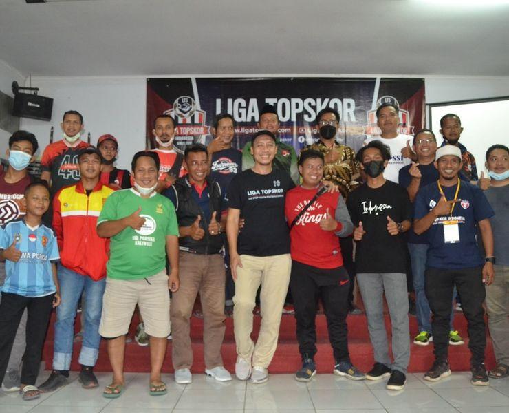 Lebarkan Sayap, Liga TopSkor Siap Digelar di Cirebon dengan Lima Kelompok Usia