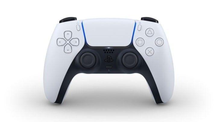 Controller milik PlayStation 5. DualSense Wireless.