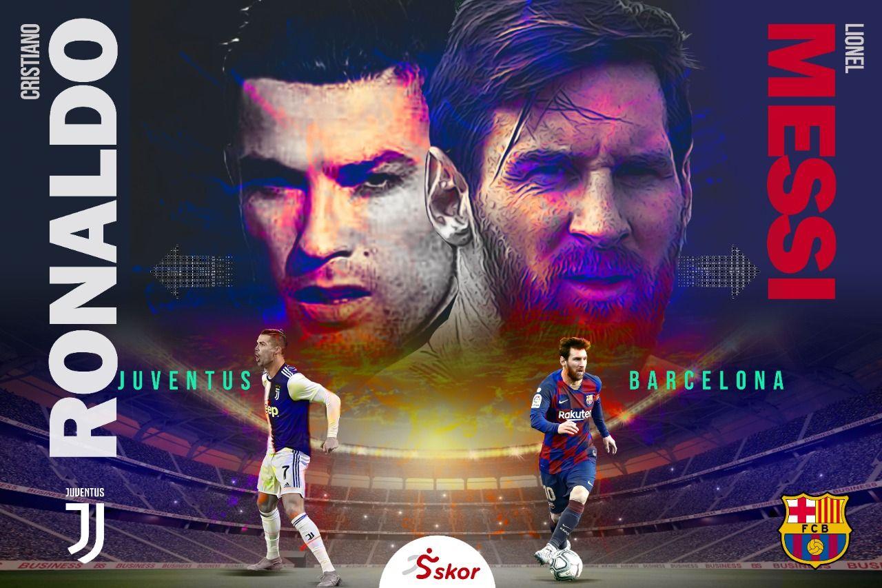 5 Pendapat Pemain Tentang Lionel Messi Vs Cristiano Ronaldo