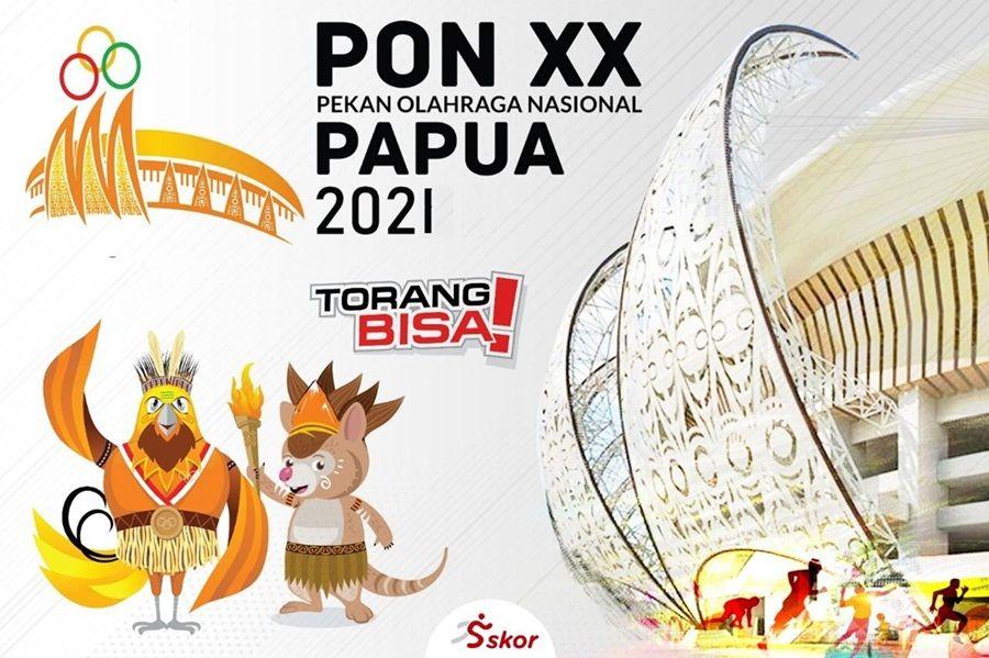 Cover artikel PON Papua XX/2021.