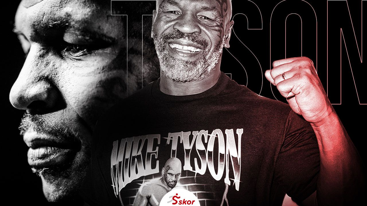 Cover artikel Mike Tyson.
