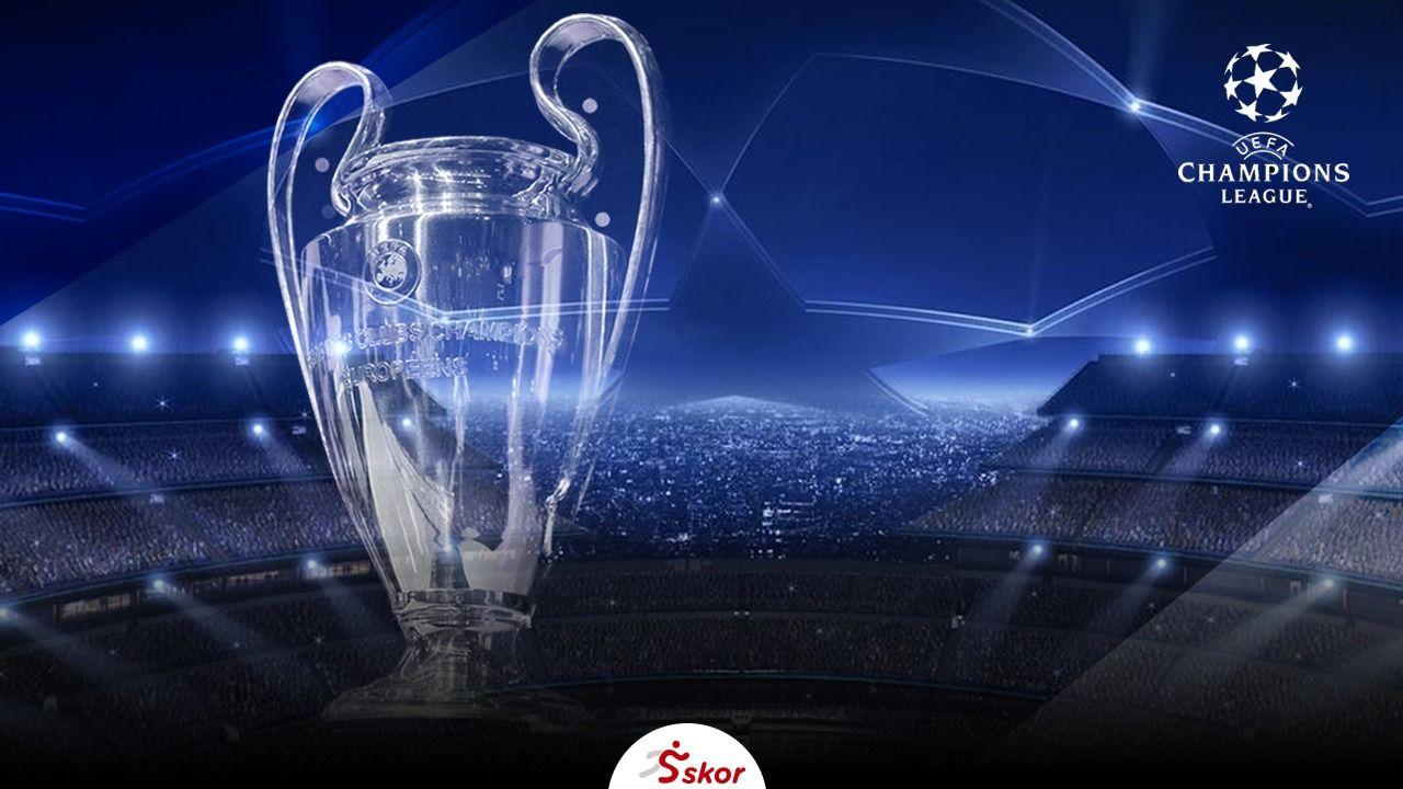 Jadwal Liga Champions Hari Ini Jumat 7 Agustus 2020