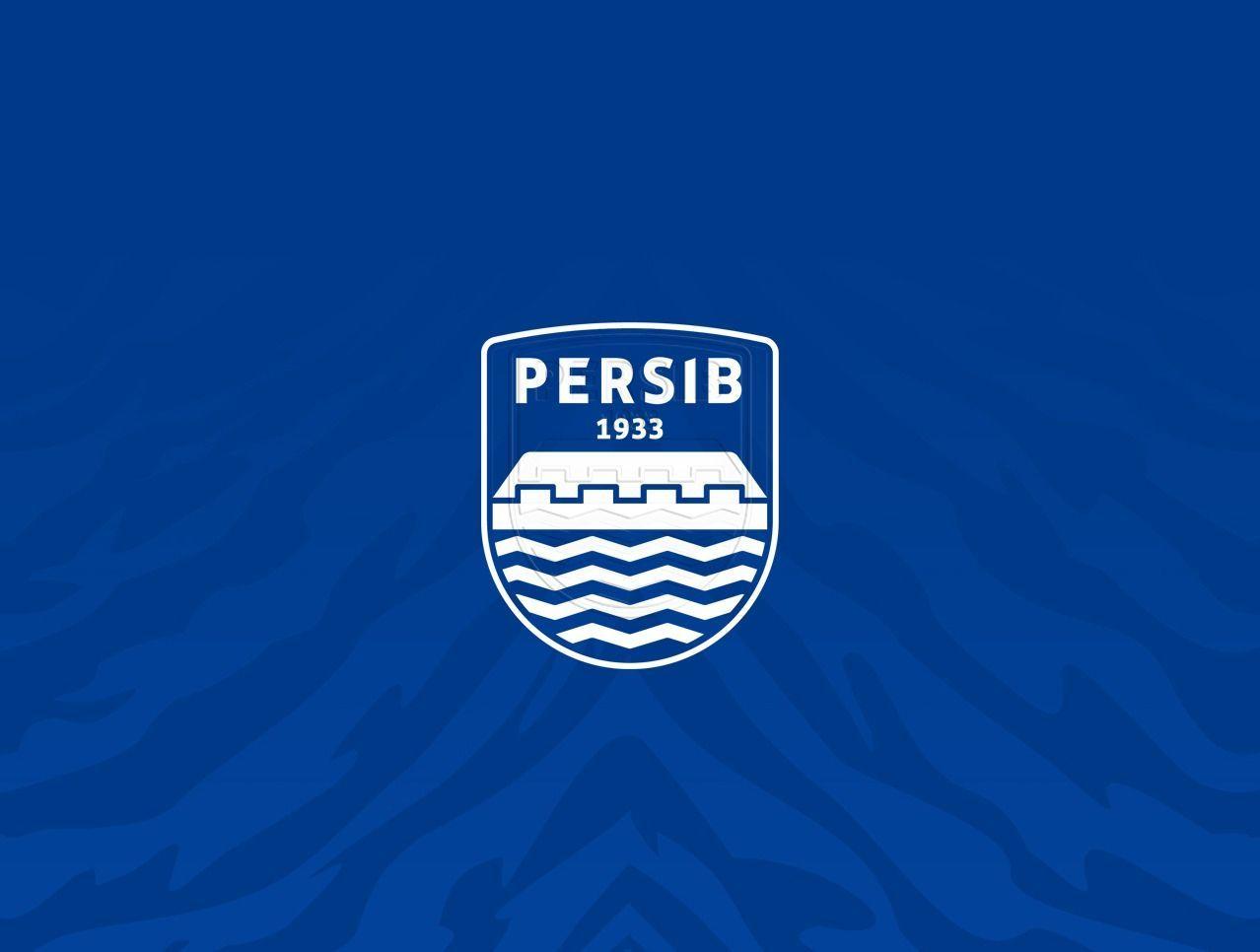 Ilustrasi logo Persib.