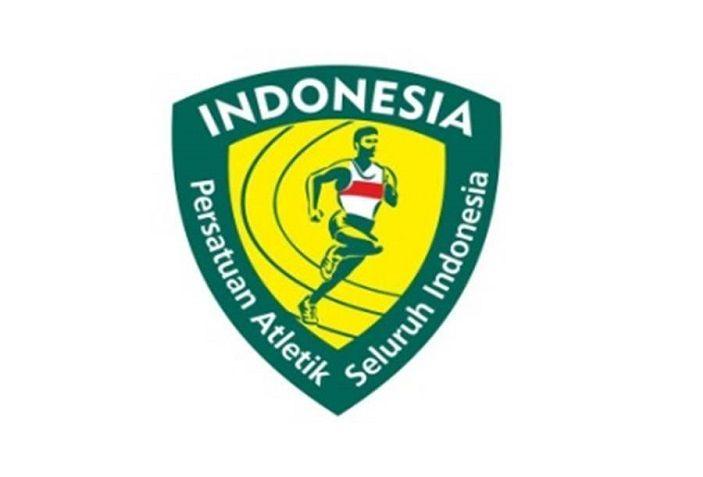 Logo Persatuan Atletik Seluruh Indonesia (PASI).