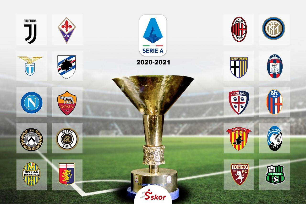 Klasemen Pekan Ke 5 Liga Italia Ac Milan Kokoh Di Puncak Meski Gagal Menang