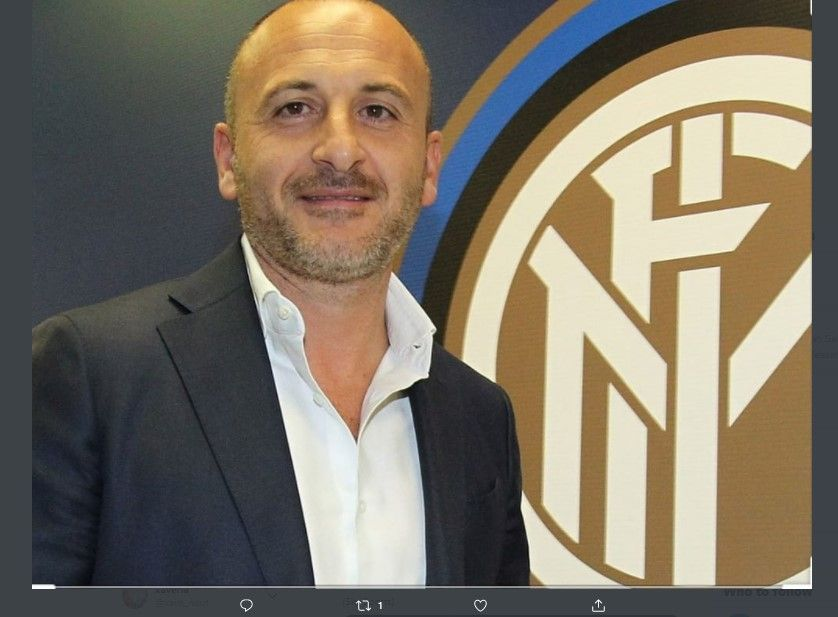 Wawancara Piero Ausilio: Inter Milan akan Jajaki Peluang untuk Rekrut Arturo Vidal