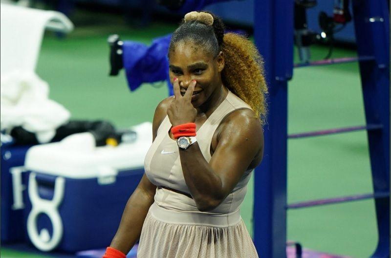 Serena Williams sukses melangkah ke babak ketiga US Open 2020 seusai mengalahkan Margarita Gasparyan pada Jumat (4/9/2020) WIB.