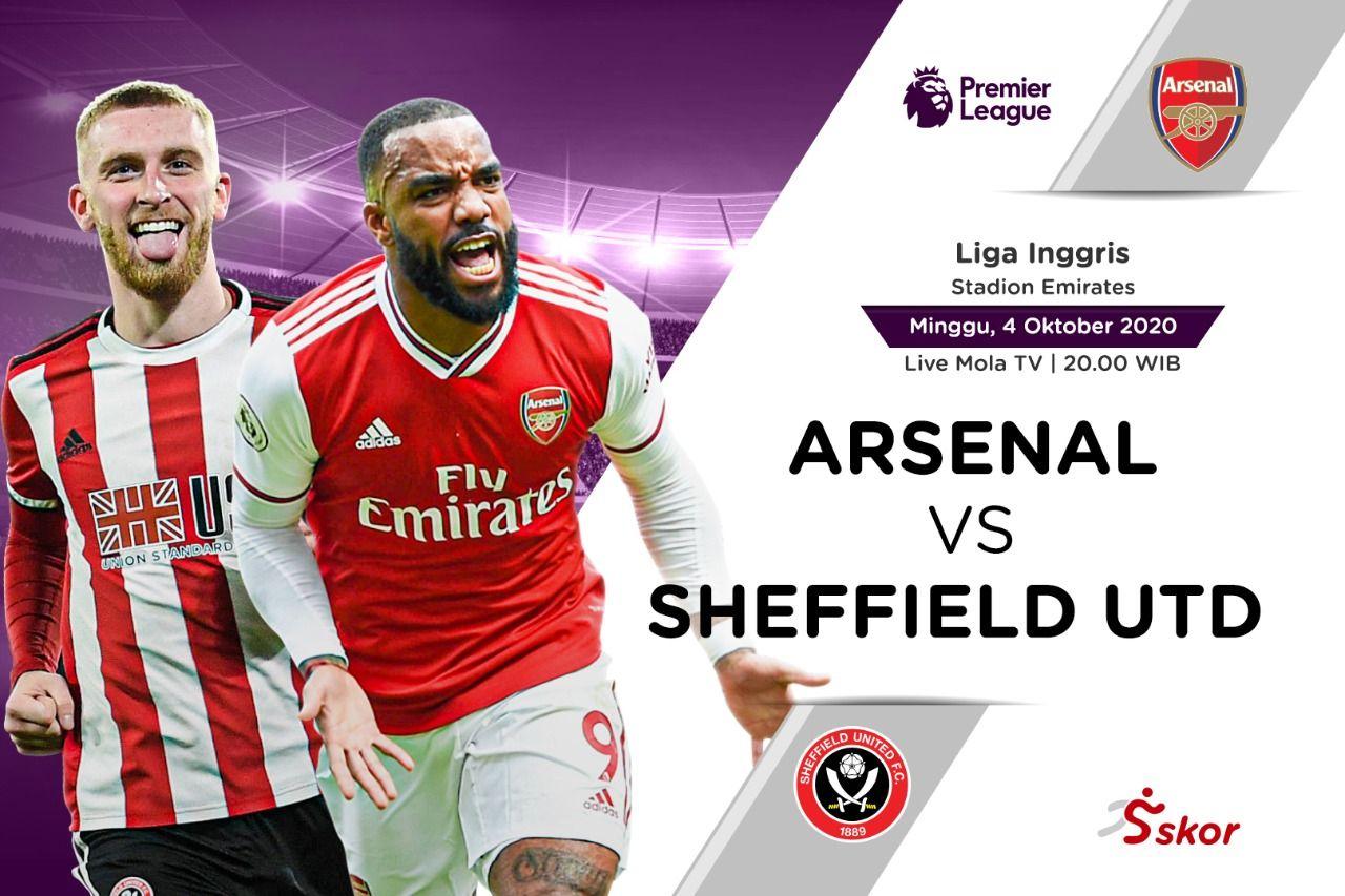 Cover Arsenal vs Sheffield