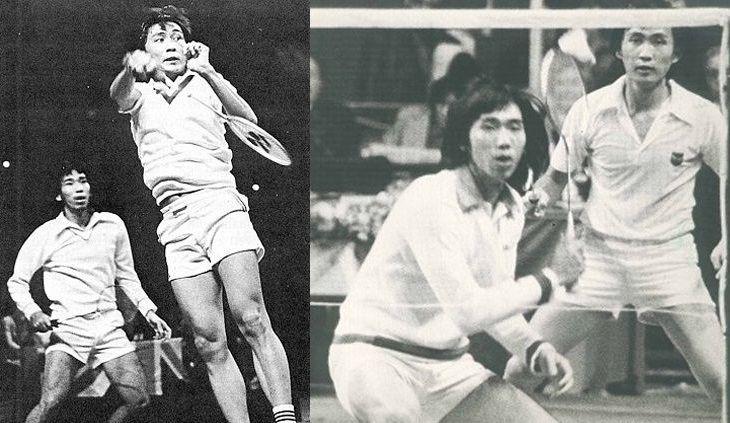 Pasangan ganda putra Tjun Tjun dan Johan Wahjudi jadi wakil Indonesia pertama yang meraih gelar dalam Kejuaraan Dunia Bulu Tangkis.