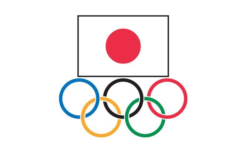 Logo Komite Olimpiade Jepang (JOC).
