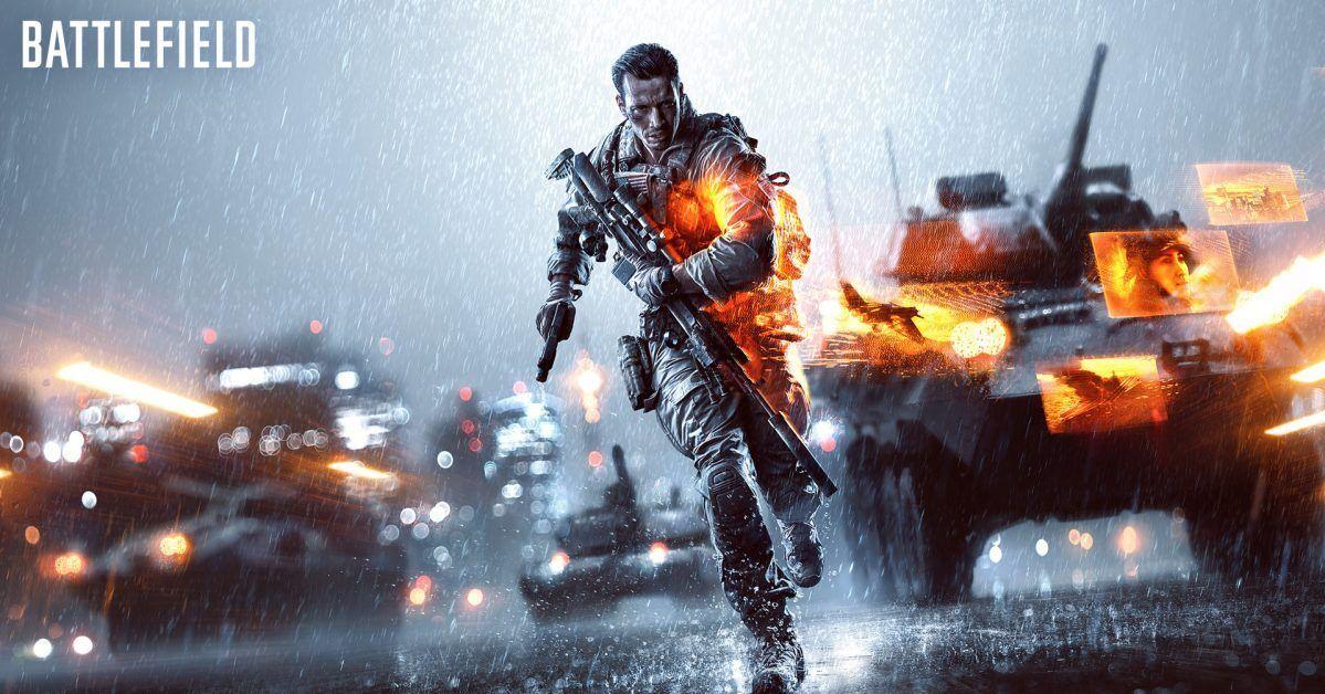 Gim besutan Electronic Arts, Battlefield.