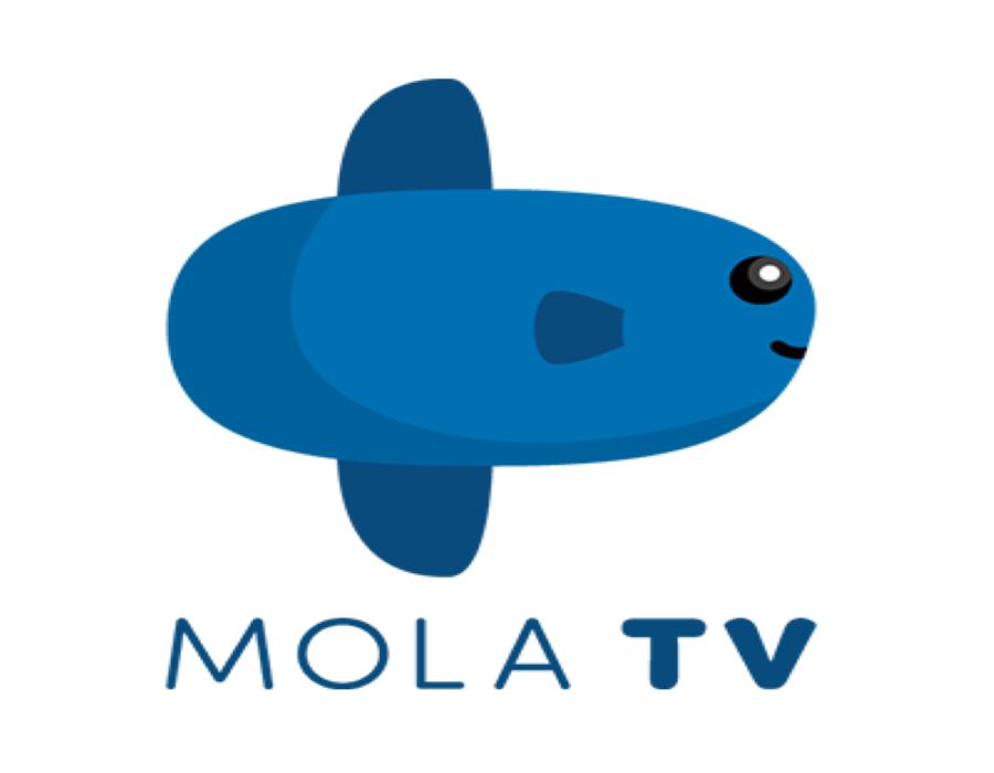 Logo Mola TV.