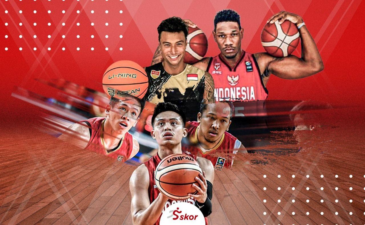 Cover artikel Timnas Basket Indonesia