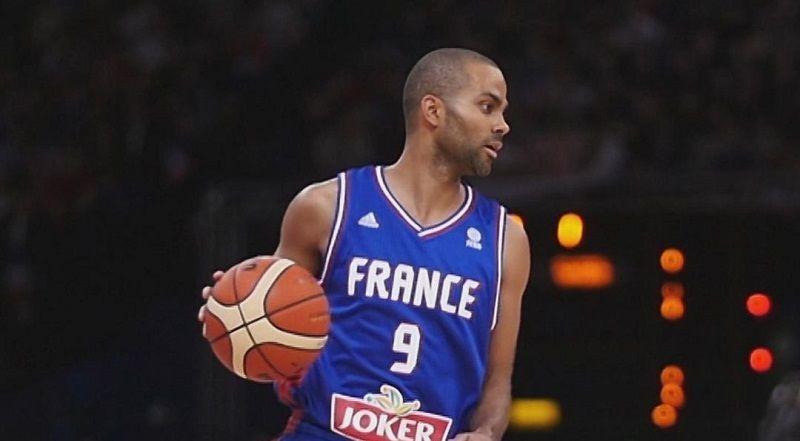 Pemain asal Prancis, Tony Parker, memiliki karier yang cemerlang di NBA saat memperkuat San Antonio Spurs.