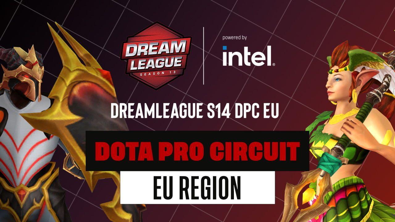 Dota Pro Circuit Eropa 2021.