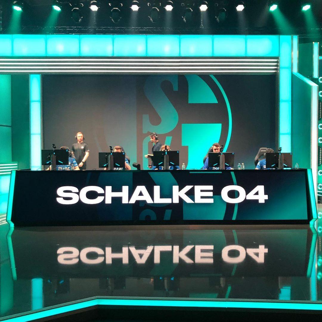 Tim Esports Schalke 04