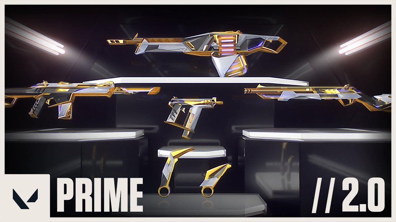 Seri skin Valorant, Prime 2.0.