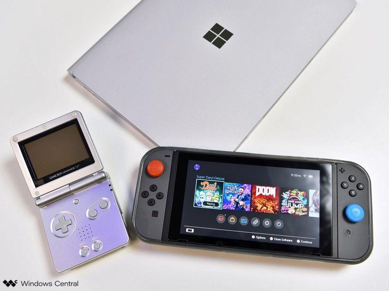 Perangkat Console Game milik Microsoft.