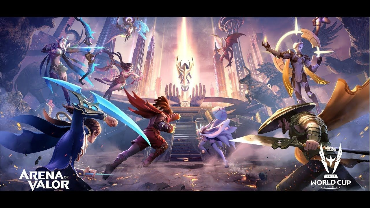 Arena of Valor World Cup 2021