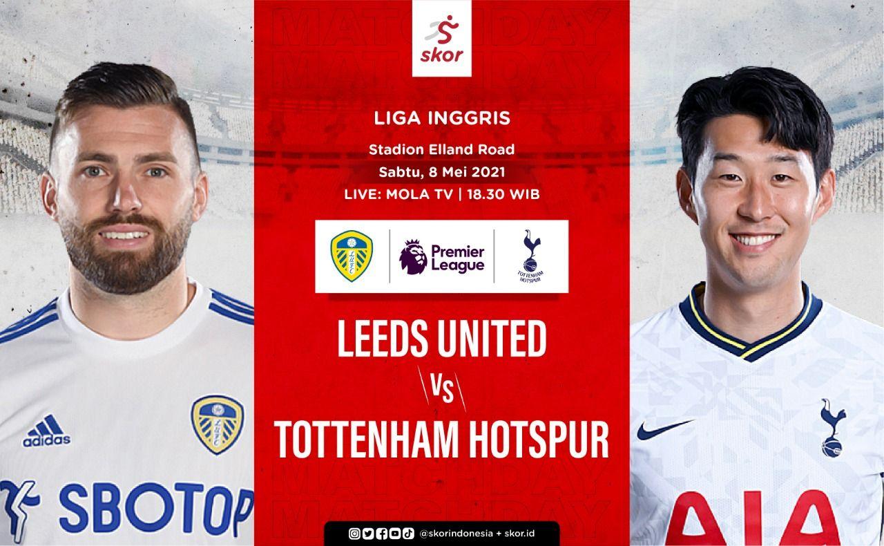 Cover Leeds United vs Tottenham