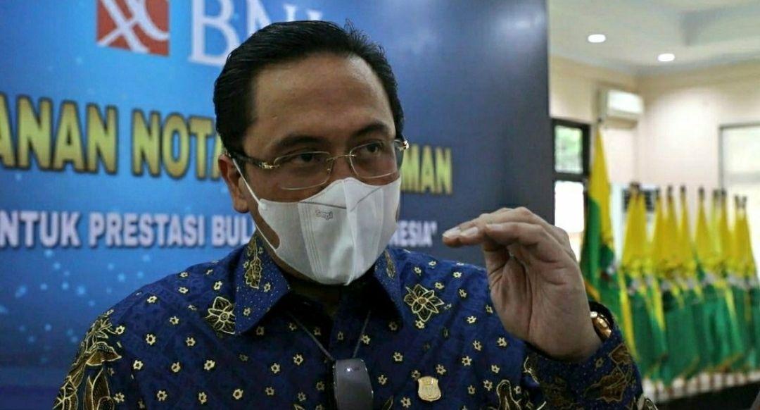 Ketua Umum PP PBSI, Agung Firman Sampurna ingin bangun skuad lapis ketiga bulu tangkis Indonesia.
