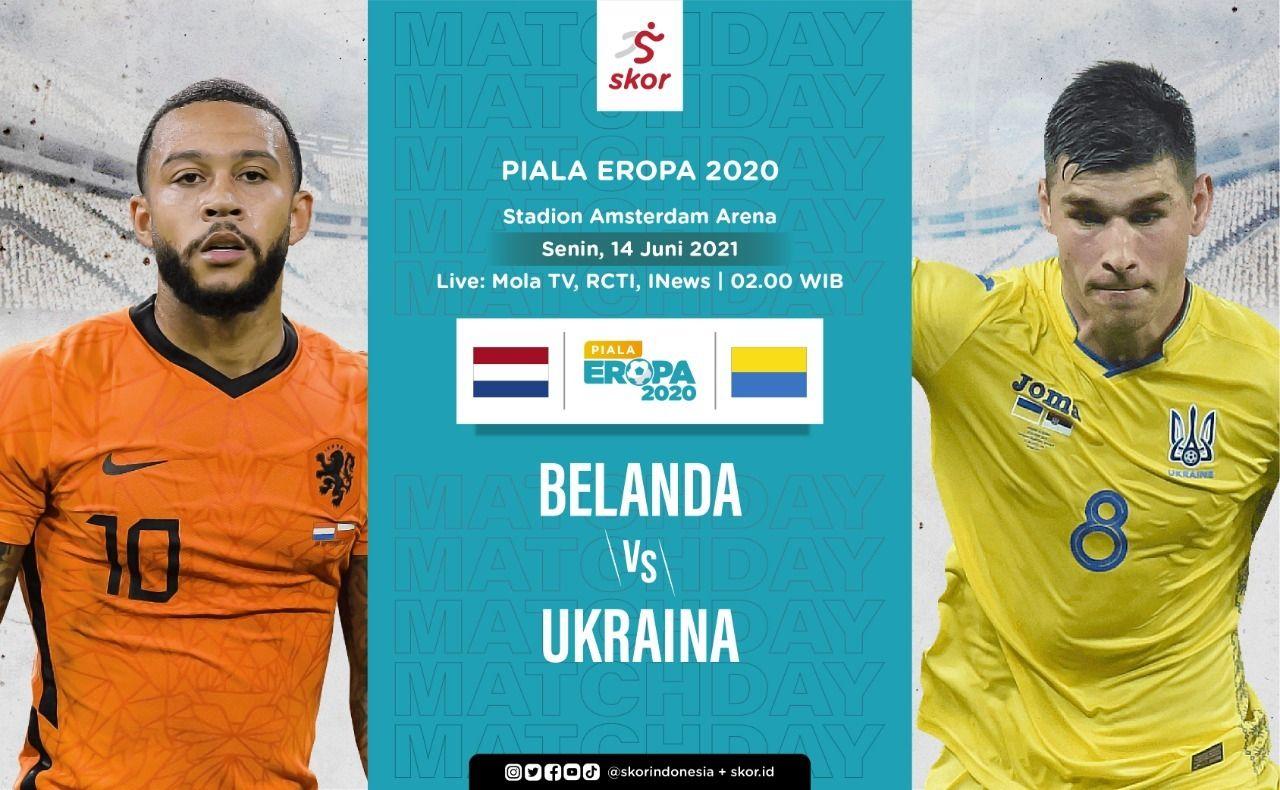 Cover Belanda vs Ukraina