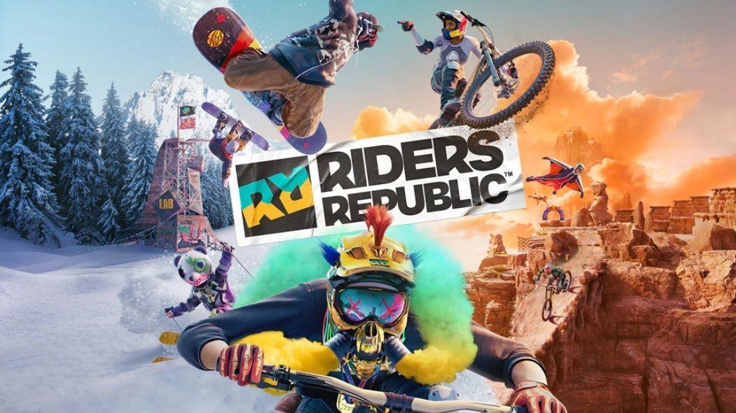 Gim Olahraga Ekstrim besutan Ubisoft, Riders Republic