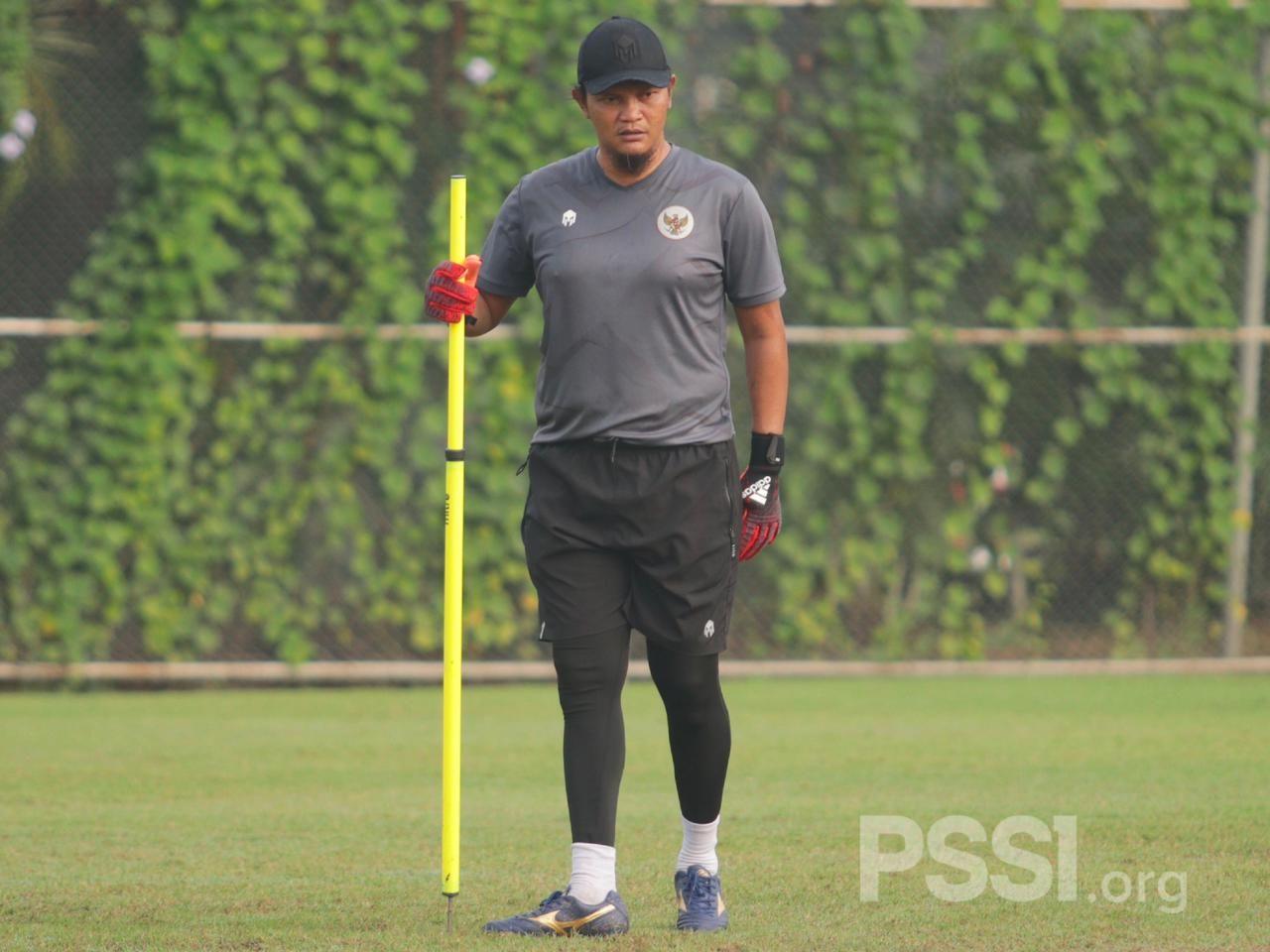 Pelatih kiper timnas putri Indonesia, Kurnia Sandy, cukup puas melihat perkembangan dan kemampuan teknik yang dimiliki oleh empat penjaga gawang skuad Garuda Pertiwi.