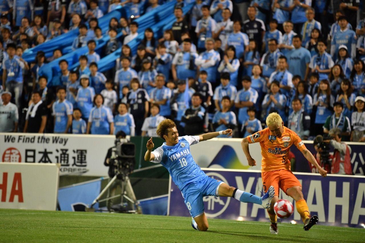 Laga Derbi Shizuoka, Jubilo Iwata vs Shimizu S-Pulse, di J.League.