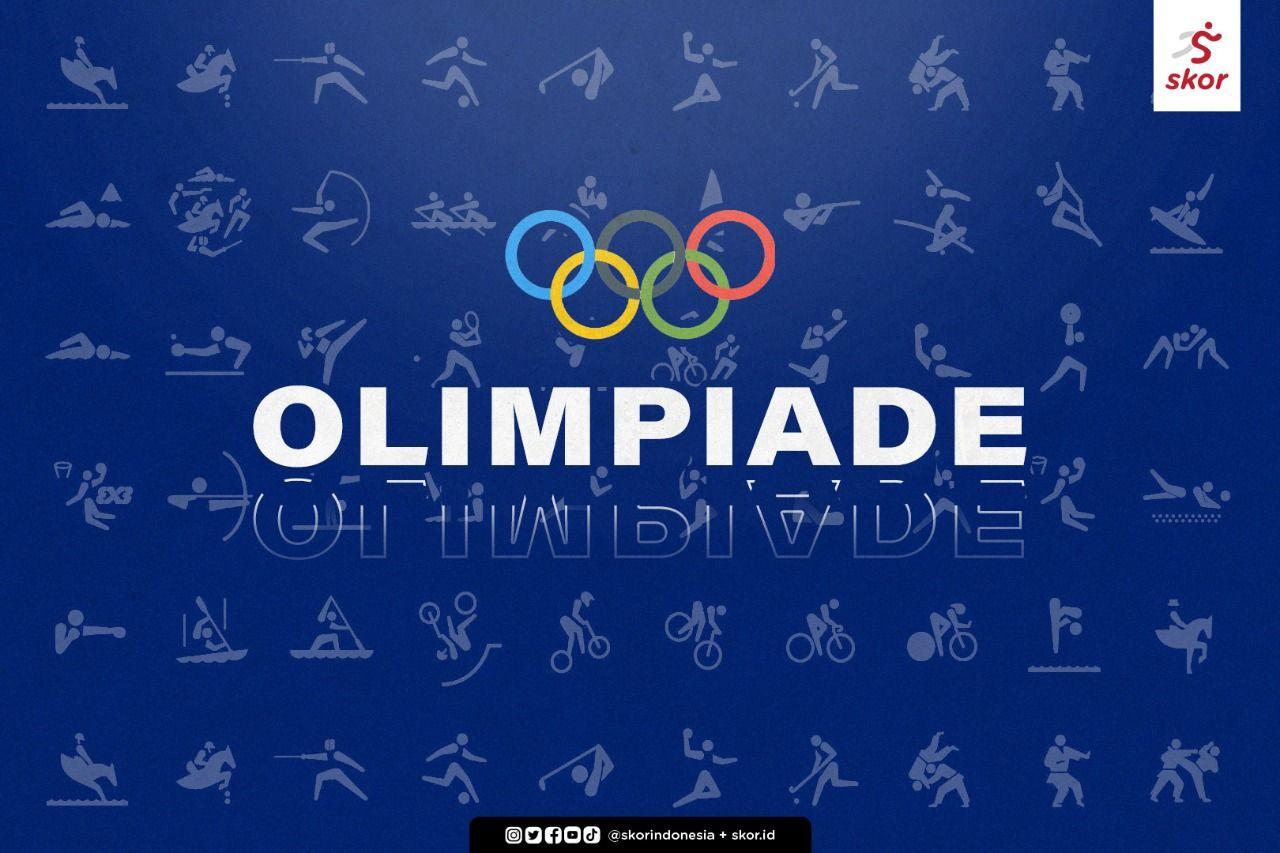 Cover artikel Olimpiade.