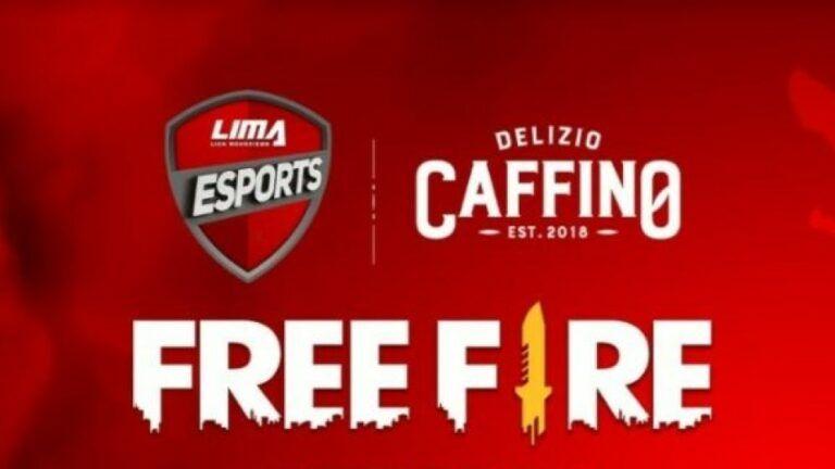 Lima Esports Free Fire