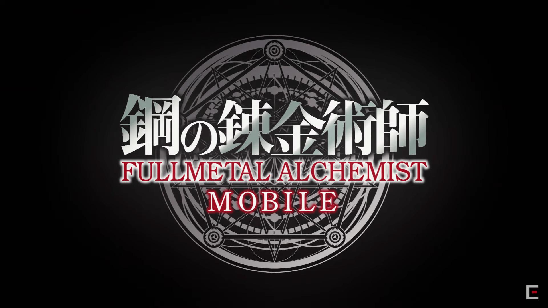 Game Mobile Fullmetal Alchemist besutan Square Enix