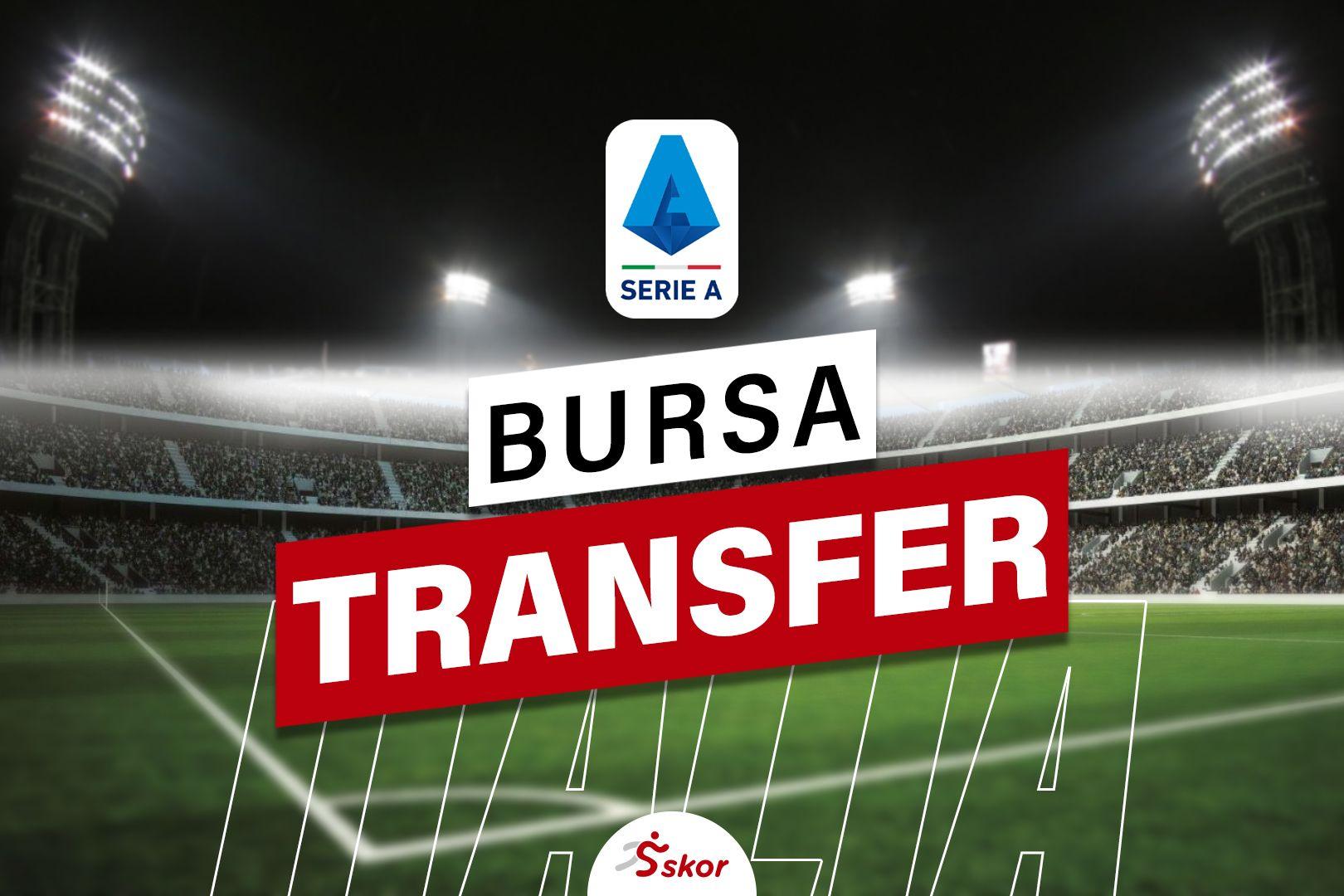 Cover Bursa Transfer Liga Italia
