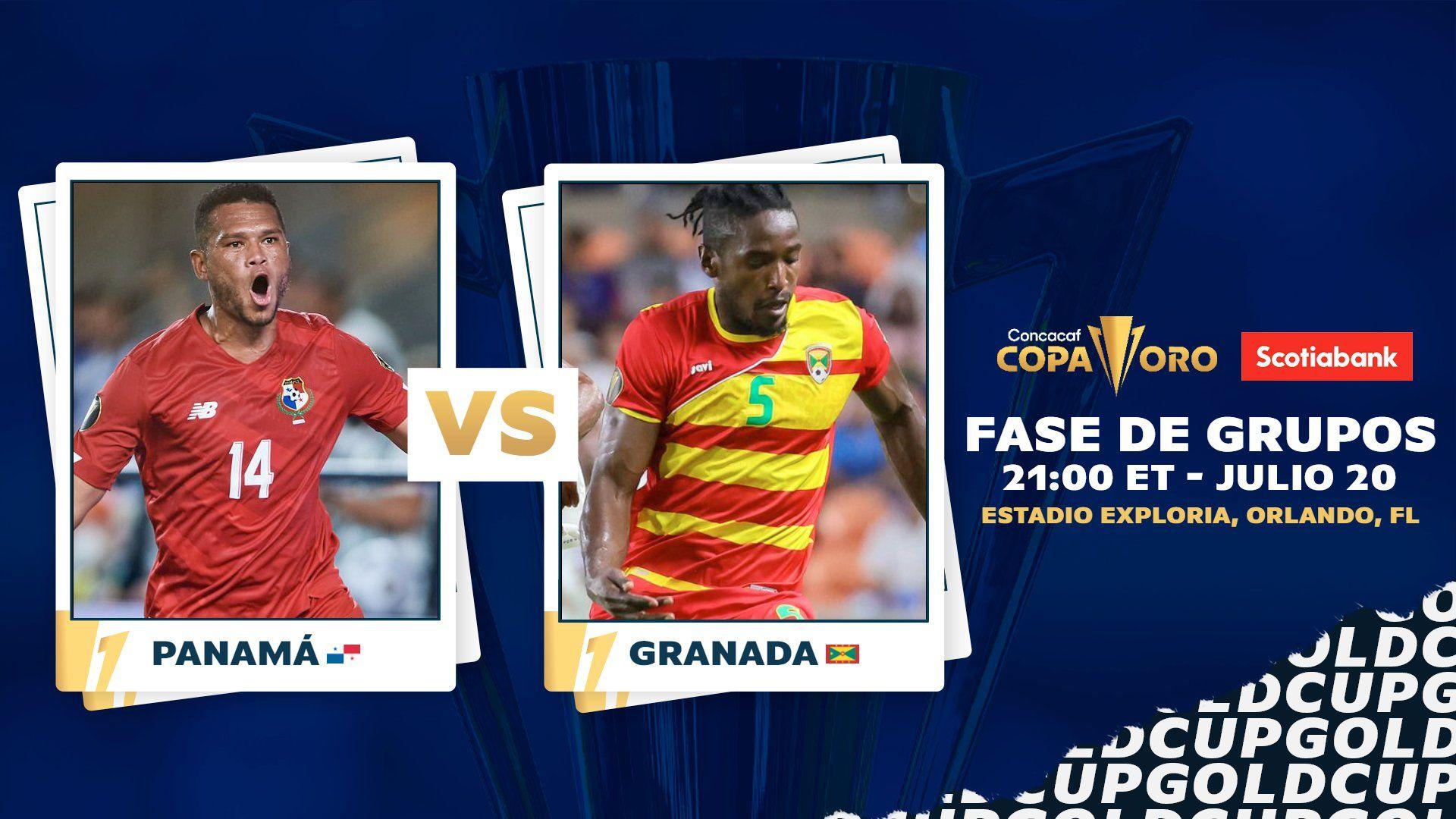 Link Live Streaming Panama vs Grenada di Piala Emas CONCACAF 2021