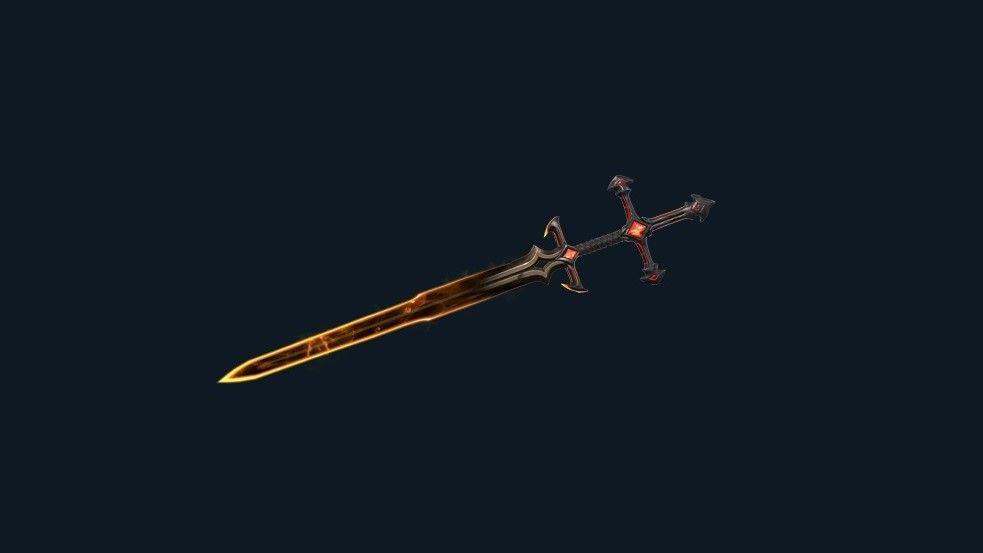 Ruination Blade