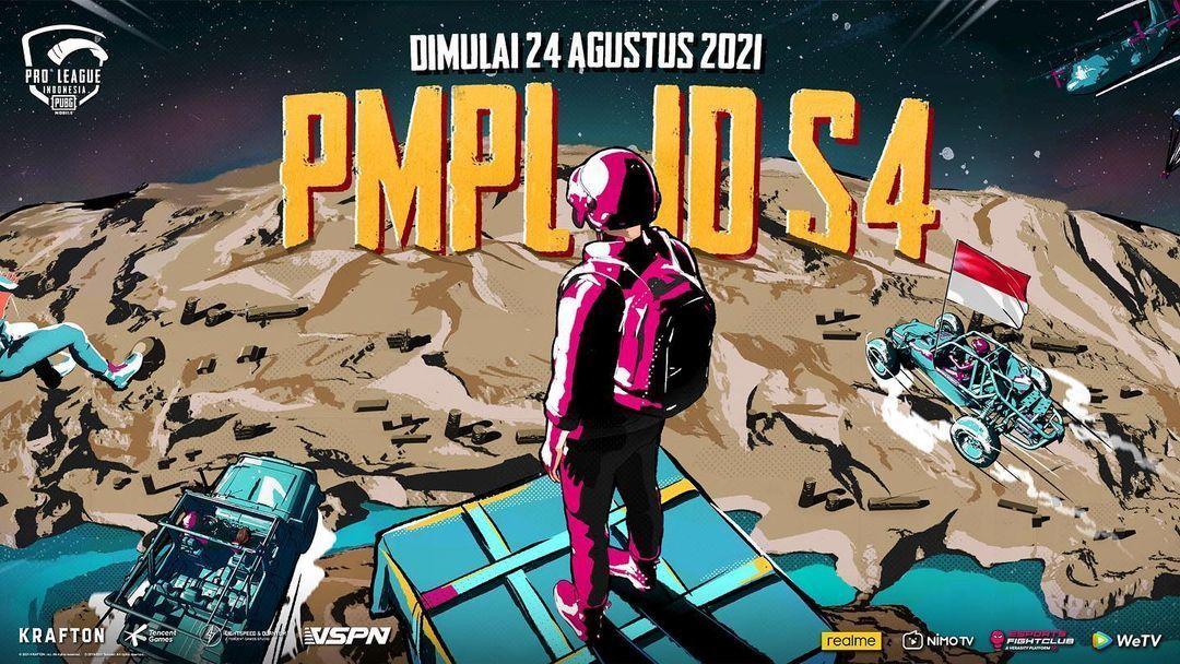 PUBG Mobile Pro League (PMPL) Indonesia season 4.